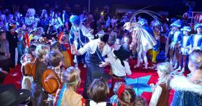 Kinderkarneval Blau-Weiss