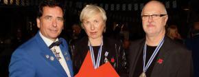 Prinzengarde Blau-Weiss begrüßt 54 neue Mitglieder