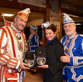 Max Menke gewinnt den Pokal des Kommandeurs