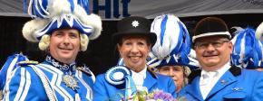 Neue Jagdherrin: Gertrud Schnitzler-Ungermann