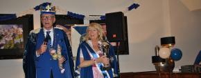 """Blau-Weiss-Schützentour 2014 - Neue Majestäten """"Rainer Herbertz und Christa Wielens"""""""