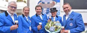 Marion Eichenberger als neue Jagdherrin vorgestellt